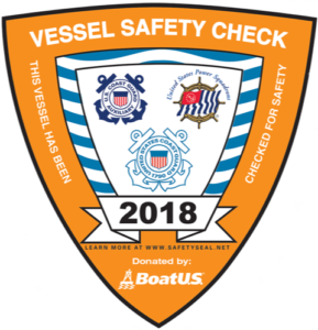 Free Vessel Safety Check in Sarasota by the Sarasota Power and Sail Squadron