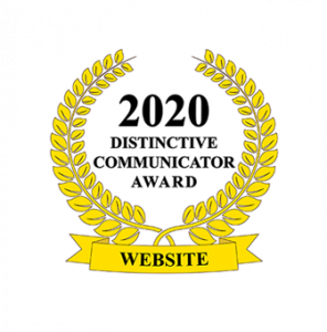 SPSS Communicator Award for 2020